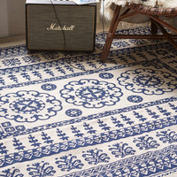Plum & Bow Euphrates Printed Rug - Urban Outfitters