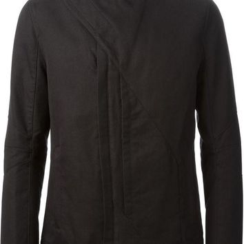 ONETOW Helmut Lang off-centre fastening jacket
