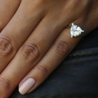 The Self Love Pinky Ring - Sterling Silver