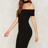Nasty Gal Go Off Mini Dress