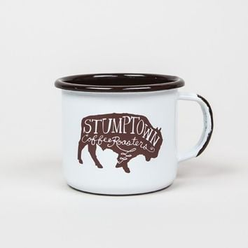 Stumptown Coffee Roasters - Enamel Mug - Mugs - Products