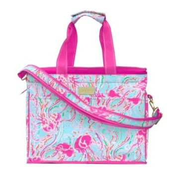 Lilly Pulitzer Jellies Be Jammin Insulated Cooler | Dillards.com