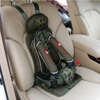 Portable Baby Car Seat,Car Baby Safety Seat, Baby Travel Seat from 6 Months to 60 Months (9-18kg)