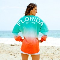 Florida EST. 1845 State Pride Ombre Spirit Football Jersey®