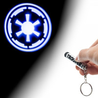 Star Wars Trooper Flashlight Keychain
