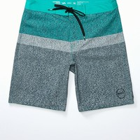 RVCA Cold Fusion Boardshorts - Mens Board Shorts - Green