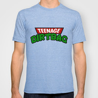 Teenage Dirtbag T-shirt by RexLambo
