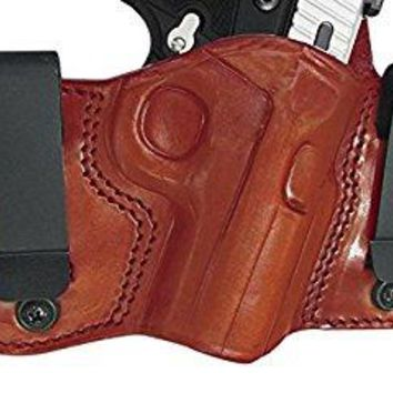 Tagua DCH-632 Dual Clip Holster, Springfield XD 40/9mm, Brown, Right Hand