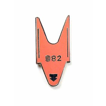 A Ticket Pin