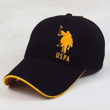 LMFON Big sale 2016 Snapback hats women & men polo baseball cap sports hat summer golf caps