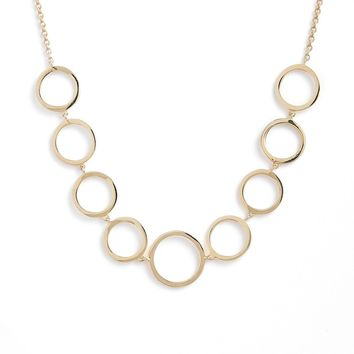Bony Levy Geo Circle Necklace (Nordstrom Exclusive) | Nordstrom