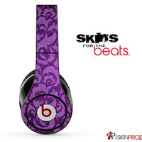 Purple Lace Skin For The Beats by Dre Studio, Solo, Pro, Mix-R or Wireless