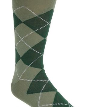 Men's Lorenzo Uomo Argyle Socks (3 for $30)