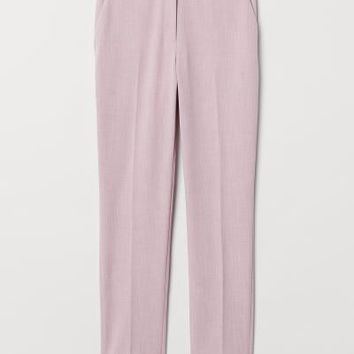 Suit Pants - Powder pink - Ladies | H&M US