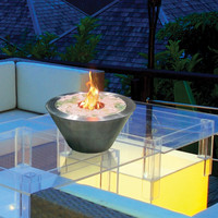 Anywhere Fireplaces Oasis Gel Fuel Fireplaces