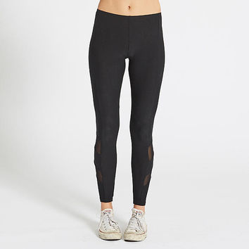 Adam Levine Adam Levine Women's Mesh Side Panel Legging