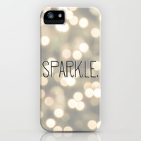 Sparkle. iPhone Case by PrintableWisdom | Society6