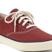 Sperry Top-Sider Women's Cloud Logo CVO Sneaker.