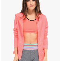 Mesh My Sport Jacket | $10.00 | Cheap Trendy Active Top Chic Discount Fashion for Women | ModDeals.
