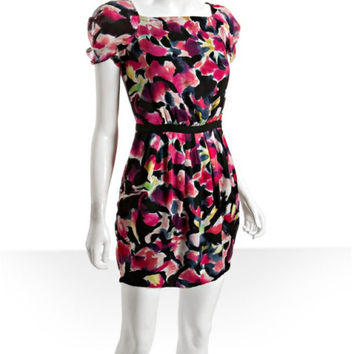 "Dvf Silk ""Laura"" Dress (Diane von Furstenberg)"