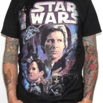 Star Wars T-Shirt - Profiles