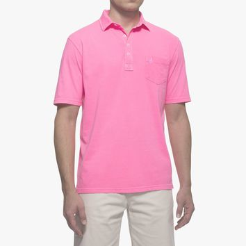 Johnnie-O - Garment Dyed Original 4 Button Polo