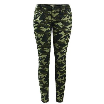 2Army Green Skinny Jeans