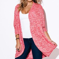 Livin on a Prayer Dolman Cardigan