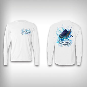 Sail Fish - performance shirts