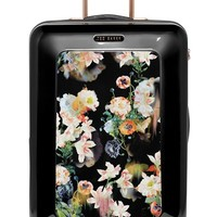 Ted Baker London 'Medium Opulent Blooms' Hard Shell Suitcase (28 Inch)