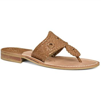 Willow Sandal in Oak by Jack Rogers
