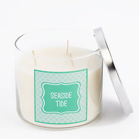 Seaside Tide Scented Candle