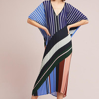 Mara Pleated Tunic Dress
