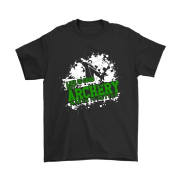 DCKG6Q Archery - Life Is Good, Archery Makes It Better Shirts