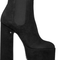Laurence Dacade - Laurence suede platform ankle boots
