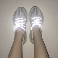 Adidas Yeezy 350 Boost V2 Static Sneakers