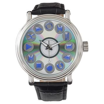 Compact Disc Watch