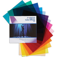"""Color Effects Filter Kit (12 x 12"""")"""