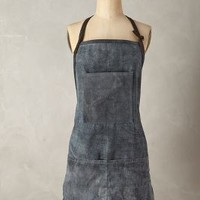 Andover Apron by Anthropologie Grey One Size Aprons