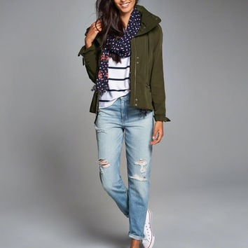 Womens Luve Anorak Jacket | Womens New Arrivals | Abercrombie.com