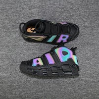 Nike Air More Uptempo AIR All Black 3M Sneaker 922845-001