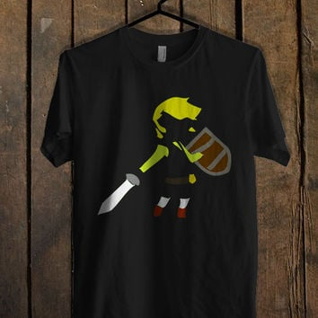 Legend of zelda Art T Shirt Mens T Shirt and Womens T Shirt *