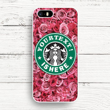 iPhone 4s 5s 5c 6s Cases, Samsung Galaxy Case, iPod Touch 4 5 6 case, HTC One case, Sony Xperia case, LG case, Nexus case, iPad case, Starbuck Coffee Own Ur Text Cases