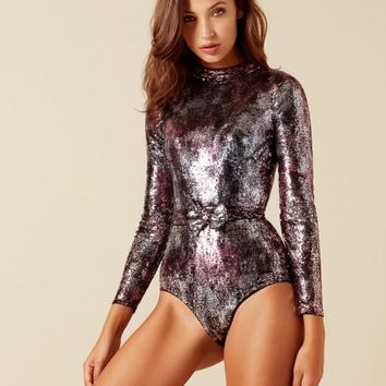 Latoya Body Sequin
