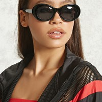 Round Oval Sunglasses