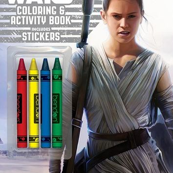 Star Wars Episode VII Coloring and Activity Book - CASE OF 48