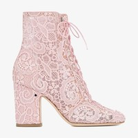 MILLY LACE BOOTS