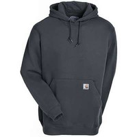 Carhartt Sweatshirts: Men's Black K184 BLK Heavyweight Hooded Pullover Sweatshirt