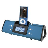 Target:iHome Portable Alarm Clock Speaker System for iPod...