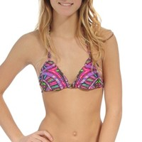 Body Glove Sao Paulo Coco Slider Triangle Top at SwimOutlet.com - Free Shipping